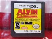 Alvin and the Chipmunks (Nintendo DS, 2007)